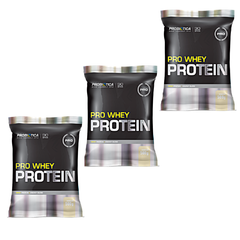 COMBO 3x PRO WHEY PROTEIN 500G
