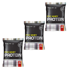 COMBO 3x PRO WHEY PROTEIN 500G na internet