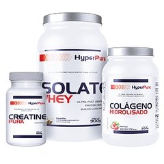 COMBO DEFINITION HP ISOLATE WHEY 900G + CREATINA PURA 100G + COLÁGENO HIDROLISADO 200G na internet