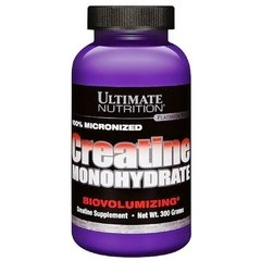CREATINA MICRONIZADA ULTIMATE NUTRITION 300G