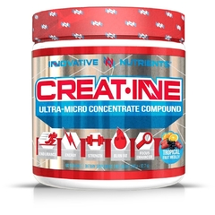 CREATINE ULTRA MICRO CONCENTRATE INOVATIVE NUTRIENTS 300G