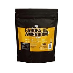 FAROFA FIT LOW CARB MANI FORCE 250G