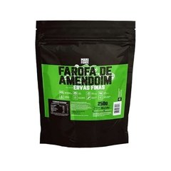 FAROFA FIT LOW CARB MANI FORCE 250G - comprar online