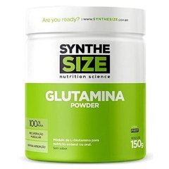 GLUTAMINA POWDER SYNTHESIZE 150G