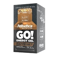 GO! ENERGY GEL DISPLAY COM 10 SACHÊS 30G