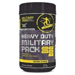 HEAVY DUTY MILITARY PACK 30 PACKS