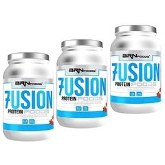 COMBO 3x WHEY PROTEIN FUSION FOODS 900G - comprar online