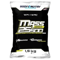 MASS BODY NUTRY 25500 REFIL 1,5KG