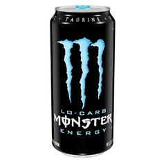 MONSTER ENERGY LO-CARB  473ML