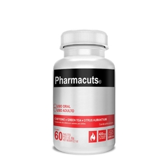 PHARMACUTS 60 CAPS