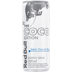 RED BULL COCO EDITION 250ML - comprar online