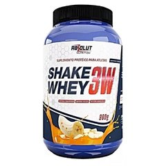 SHAKE WHEY 3W ABSOLUT NUTRITION 900G