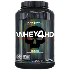WHEY 4HD BLACK SCKULL 907G