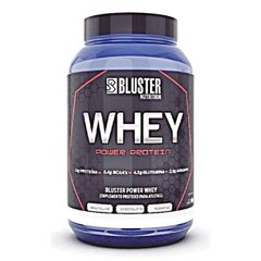 BLUSTER WHEY POWER PROTEIN 900G