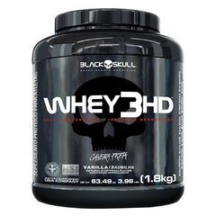 WHEY PROTEIN 3HD BLACK SKULL 1,8KG