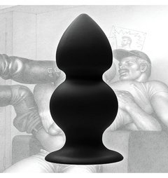 Plug Anal Tom of Finland Weighted Silicone - comprar online