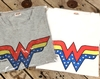 Camisón Wonder Woman GRIS