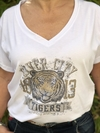 Remera escote V Tigers (Outlet)