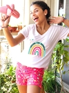 Pijama Short Follow the rainbow (Solo)