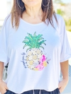 Remerón escote Semi - bote Pineapple Your Life