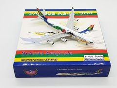 Miniatura Phoenix 1:400 South African Airbus A340-300