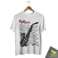 T-shirt - Full Jazz - comprar online