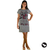 Mini dress - Trio Nordestino - comprar online
