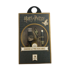 Carregador para Iphone Harry Potter