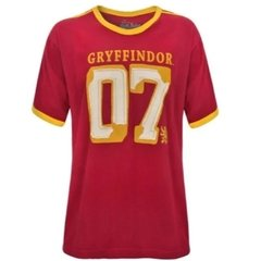 Camiseta Grifinória(Adulto)  - Harry Potter