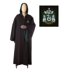 Capa / Robe da Sonserina(Adulto)  - Harry Potter