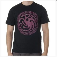 Camiseta Targaryen - Game Of Thrones