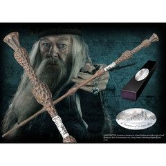 Varinha Professor Dumbledore Noble Collection - Harry Potter
