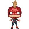 Funko Exclusivo Capitã Marvel 425 - Marvel