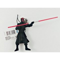 Chaveiro Star Wars Darth Maul 8,5cm Multikids