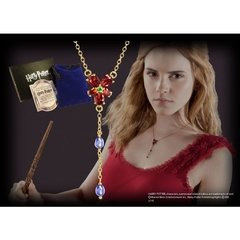 Colar da Hermione em Relíquias da Morte por Noble Collection - Harry Potter - comprar online