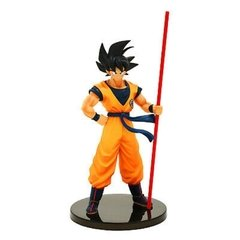 Action Figure Son Goku The 20th Film Limited - Dragon Ball
