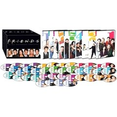 Box Coleção Friends - As Dez Temporadas Completas (40 Dvds) na internet