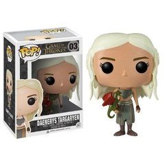 Funko Pop Daenerys Targaryen 03 - Game of Thrones - comprar online