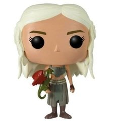Funko Pop Daenerys Targaryen 03 - Game of Thrones