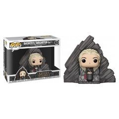 Funko Pop Daenerys Targaryen na Pedra do Dragão 63 - Game of Thrones na internet