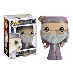 Funko POP Professor Dumbledore 15 - Harry Potter - comprar online