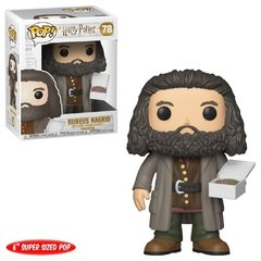 Funko POP Rubeus Hagrid 78 - Harry Potter - comprar online