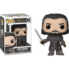 Funko Pop Jon Snow 61 - Game of Thrones - comprar online