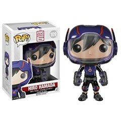Funko Pop Hiro Amada - Big Hero 6 na internet