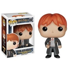 Funko Pop Rony Weasley 02 - Harry Potter - comprar online