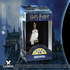 Pingente Coruja Edwiges Lumos - Harry Potter - comprar online