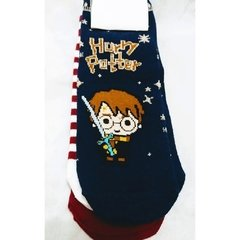 Kit com 3 pares de meias soquete - Harry Potter na internet