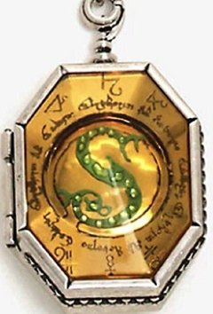 Medalhão Horcrux por Noble Collection - Harry Potter