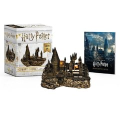 Castelo de Hogwarts e Sticker Book: Lights Up! (Acende - Inglês) - Harry Potter