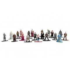 Kit com 20 Miniaturas em Metal Nano Metalfigs - Harry Potter